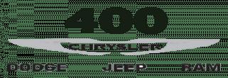 400Chrysler LOGO